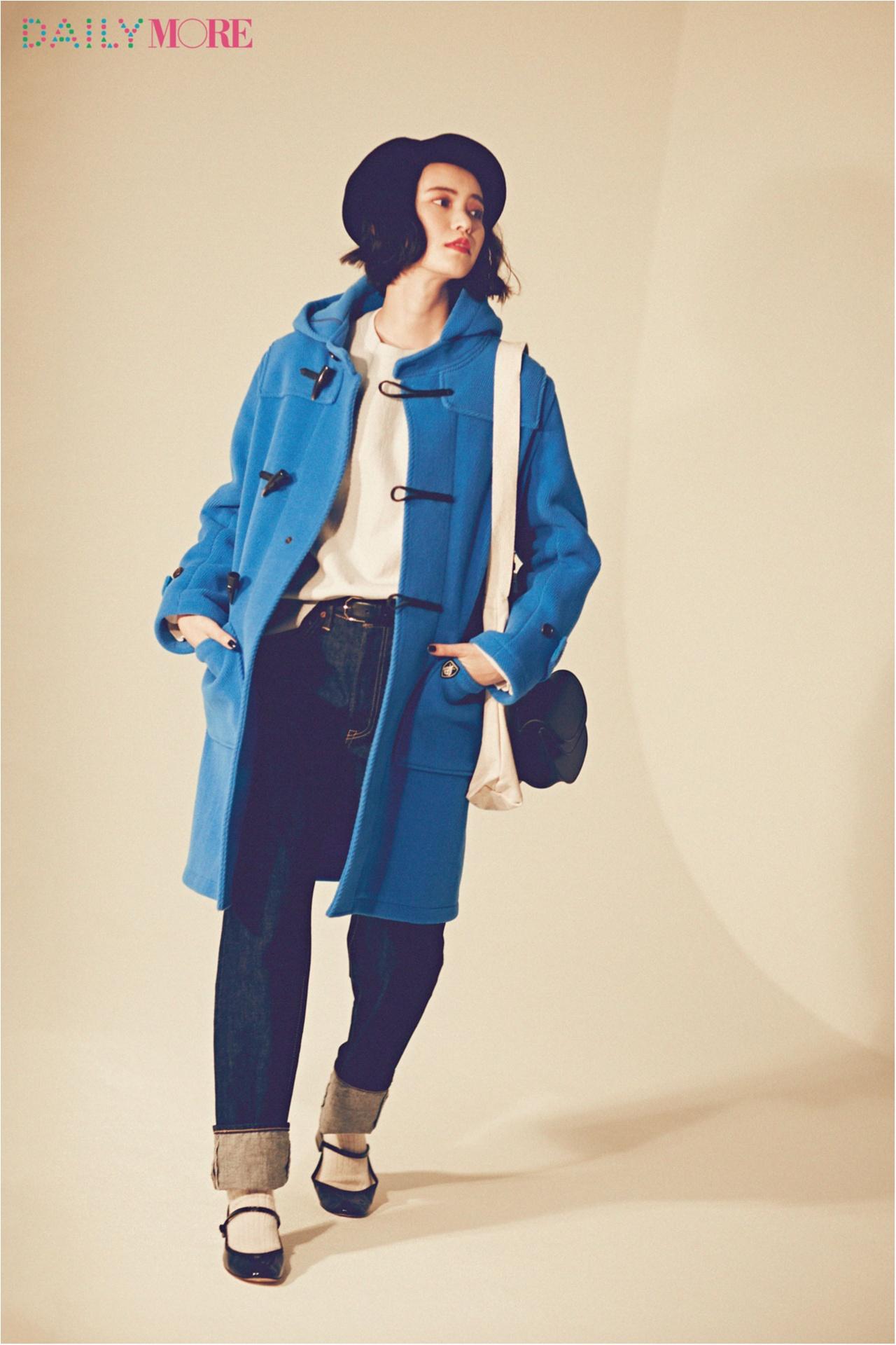 スタイリスト石上美津江さんが語る「カジュアルなコートを買えば、こんないいこと」ベスト3!_1