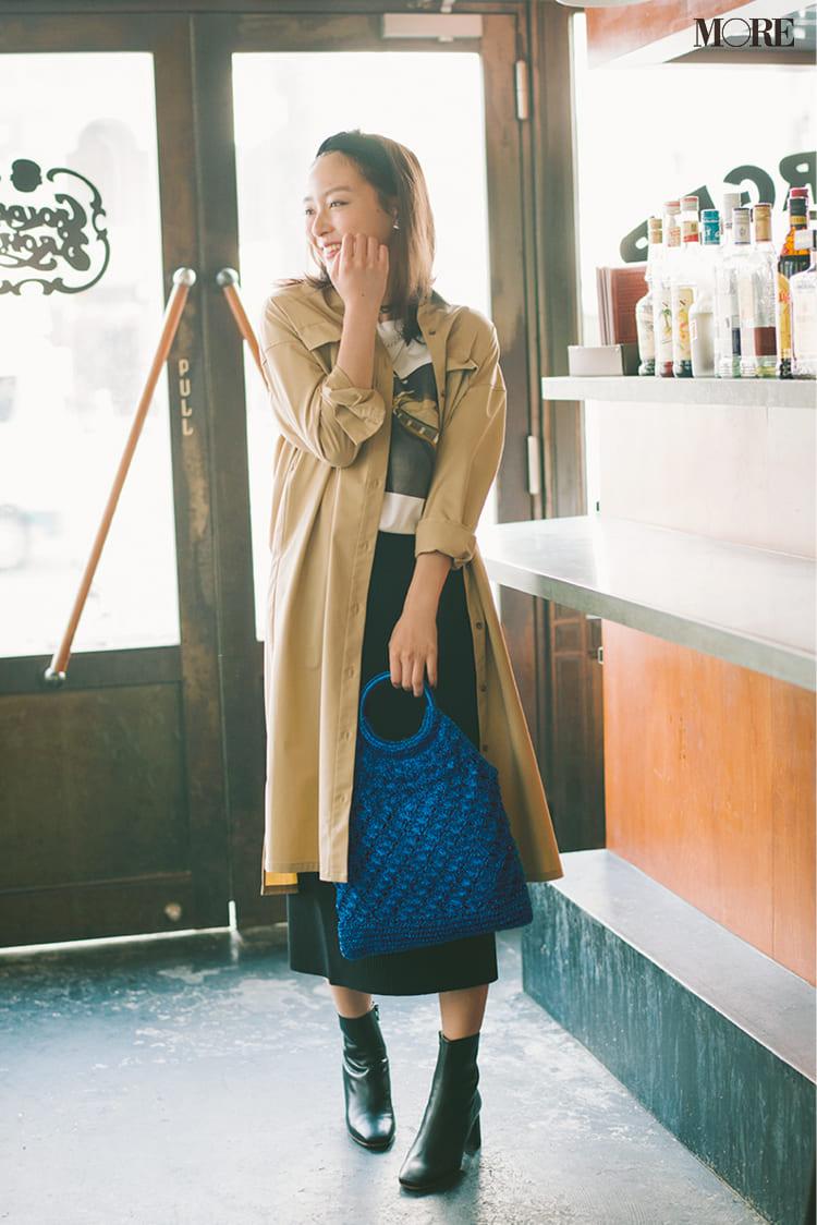 シャツワンピースの着こなし術【2020春】- 今年イチオシの色・形は? とびきり今っぽくておしゃれな最新ファッションまとめ_8