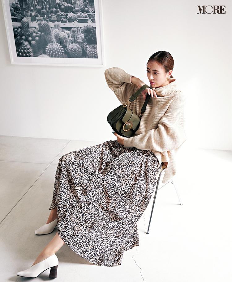 【2020年版】冬ファッションのトレンド特集 - 20代女性の冬コーデにおすすめのニットベストなど最旬アイテム・カラー・柄まとめ_63