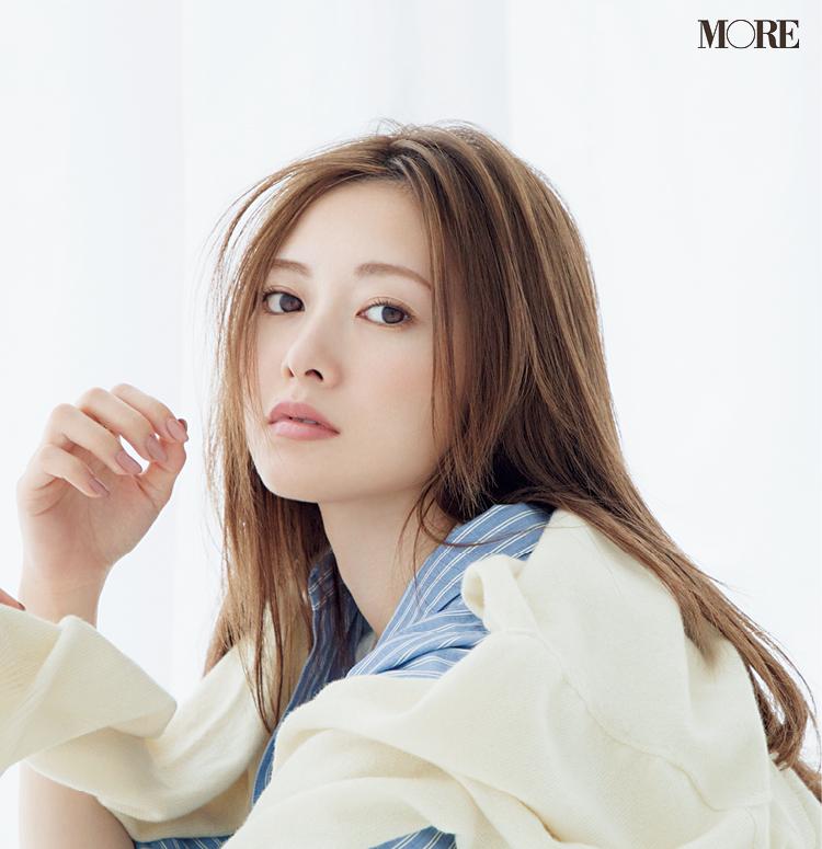 【白石麻衣さんスペシャルインタビュー】可愛いとキレイが両立♪ まいやんの美容のヒミツを公開 PhotoGallery_1_3