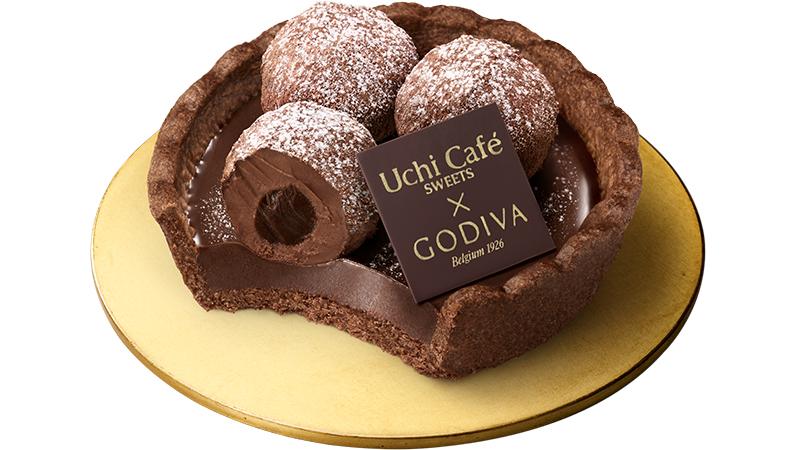 『ローソン』×『ゴディバ』の新作5品が登場! 冬のぜいたくショコラスイーツを堪能せよ photoGallery_1_4