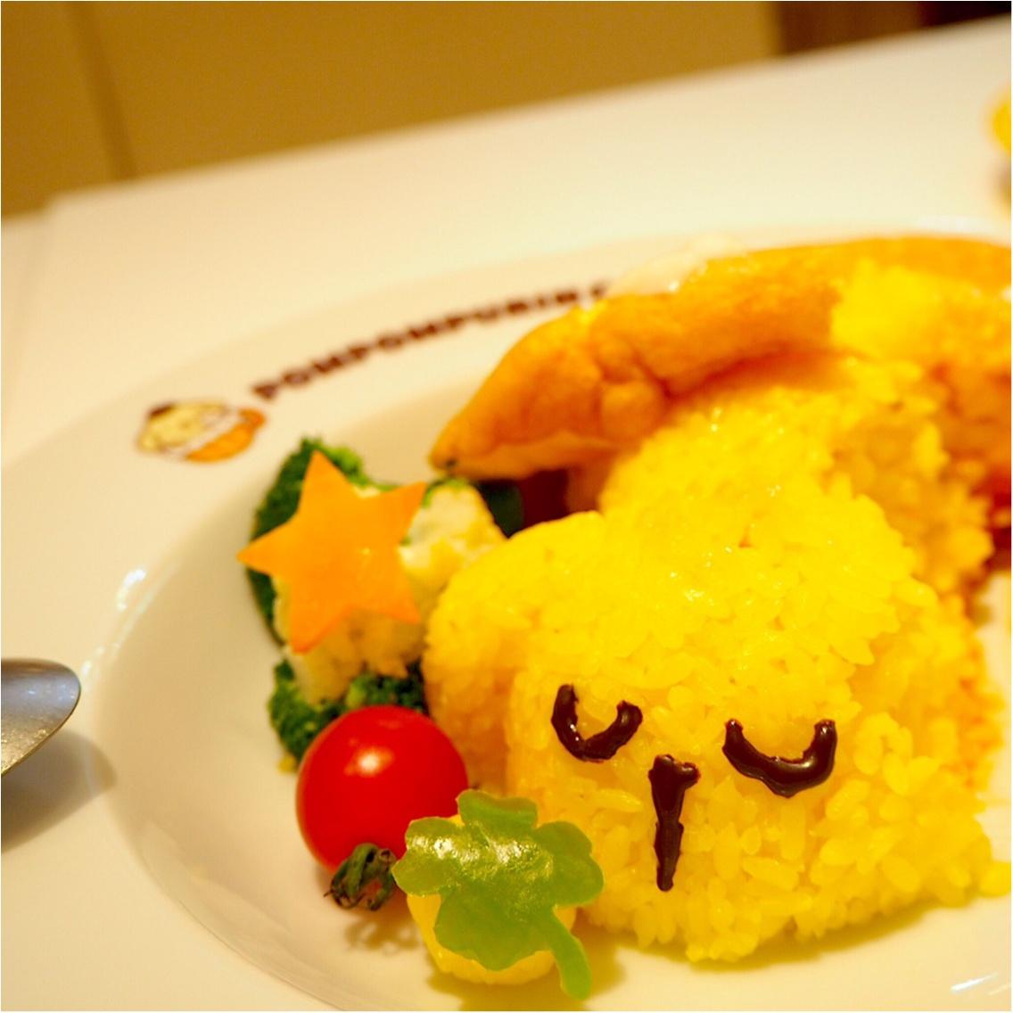 ♡可愛い♡ポムポムプリンカフェに行ってきました_6