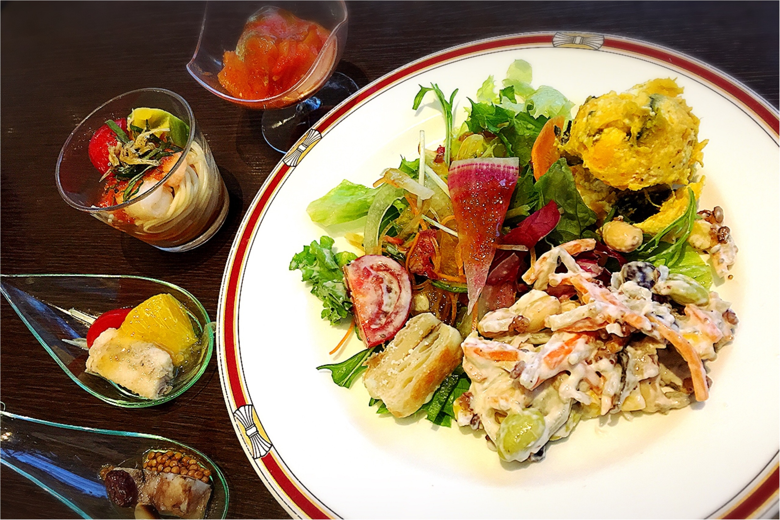 【DINNER】いまお得なディナーはココ!第一ホテル東京シーフォートへ行ってきました☆_10