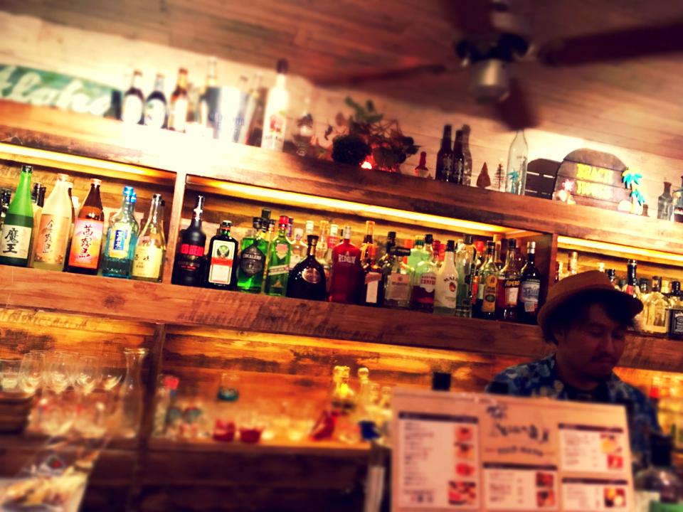 【Bar】池袋のパワースポット。おひとりサマでも◎_4