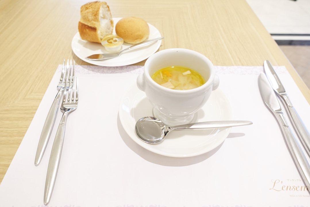 【宝塚】新宝塚ホテル『アンサンブル』でランチ!Vlogつき_3