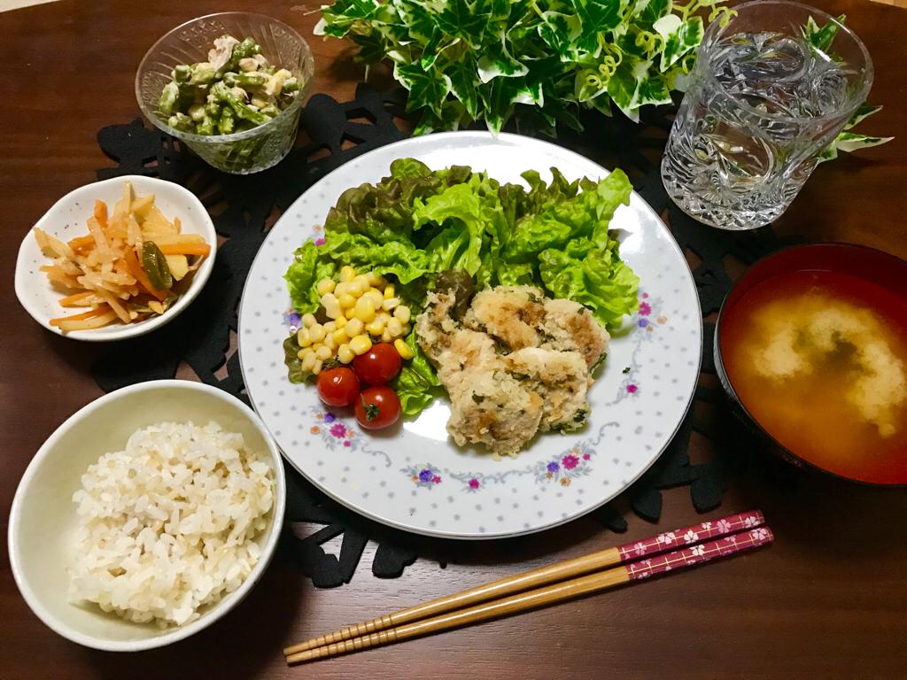 【今月のお家ごはん】アラサー女子の食卓!作り置きおかずでラクチン晩ご飯♡-Vol.3-_5