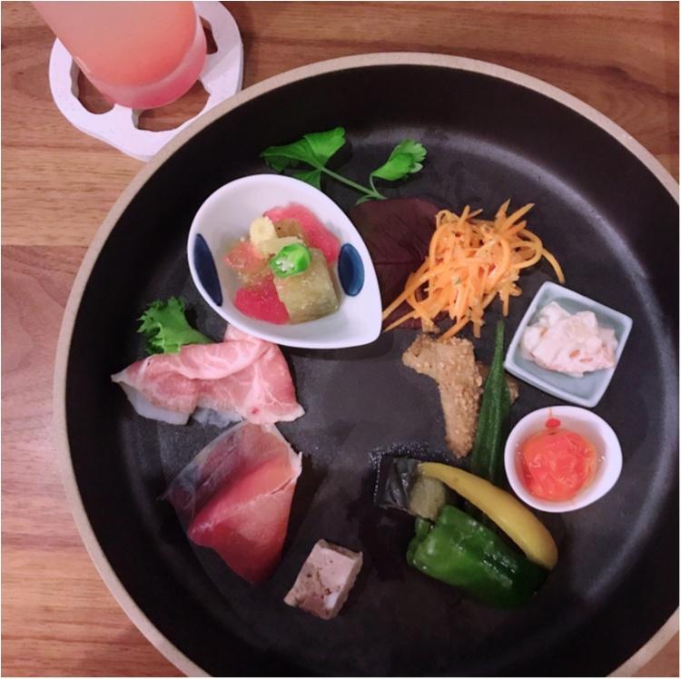 【ご当地MORE♡福岡】ジビエ料理に初挑戦...♪*゚_3