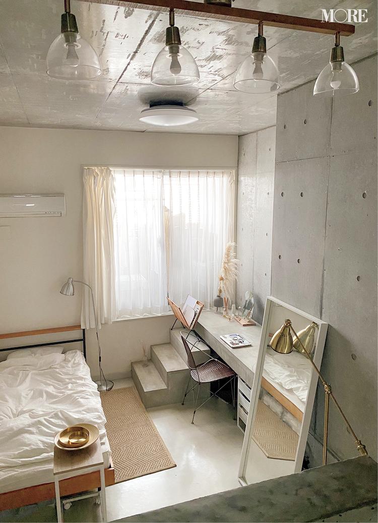『無印良品』『イケア』『楽天ROOM』で、シンプル可愛い家具や雑貨を揃える。一人暮らしのインテリア、リアルなおしゃれテクニック!_2