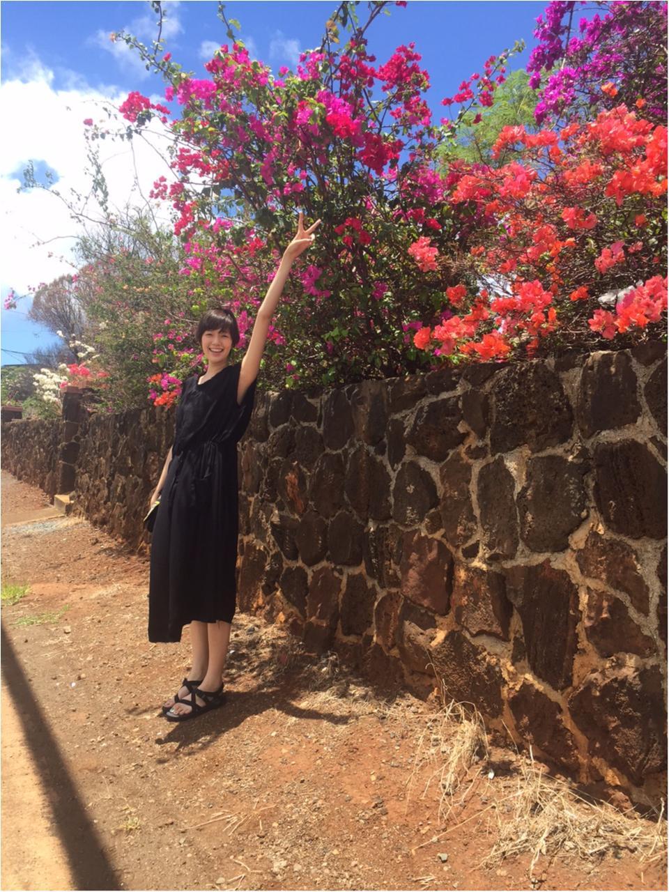【コレ買っちゃいました!】リゾートに似合うブラックドレス♪_1