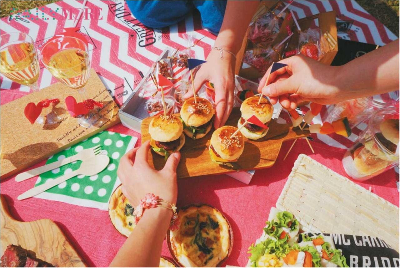 おしゃれな今ドキ「ピクニック」の楽しみ方、教えます♡ 【モアハピ部のトレンドプレゼン大会】_5