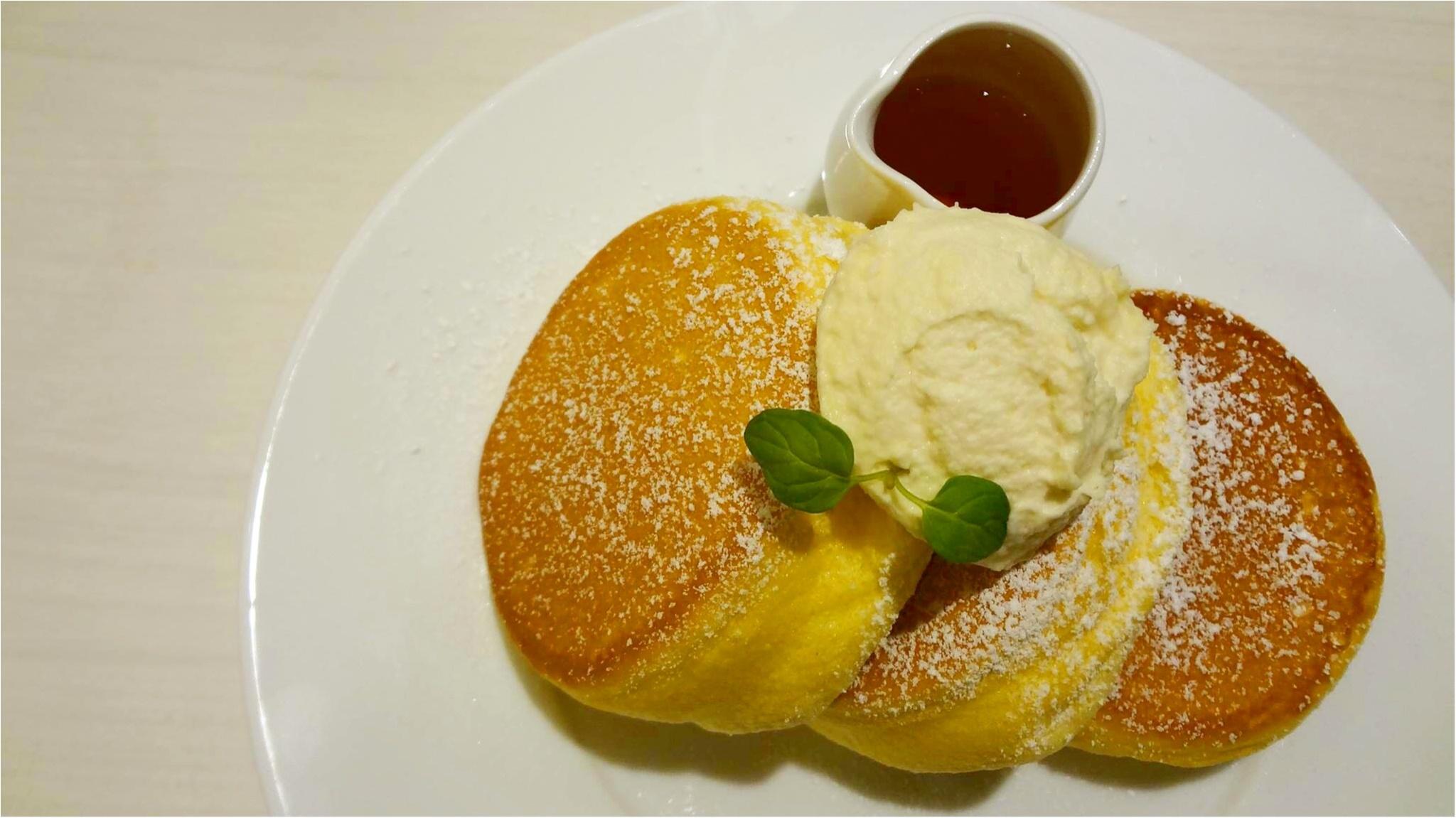 大人気!幸せのパンケーキ♡日曜日に待ち時間15分程で入店できました((´∀`*))✨≪samenyan≫_6