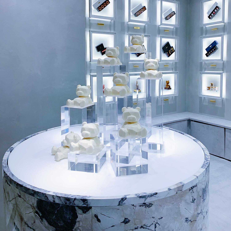 スイーツの美術館。銀座【LOUANGE TOKYO Le Musee】の贅沢なアフタヌーンに行って来ました♡_2