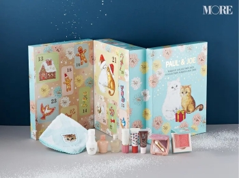 『ポール & ジョー』のクリスマスコフレに毎日ワクワク【今週のビューティ人気ランキング】