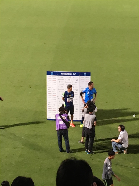 ♡サッカー観戦×モアハピ女子会(*>ω<*)‼︎【横浜FC】♡モアハピ◡̈のぞみ♡_11