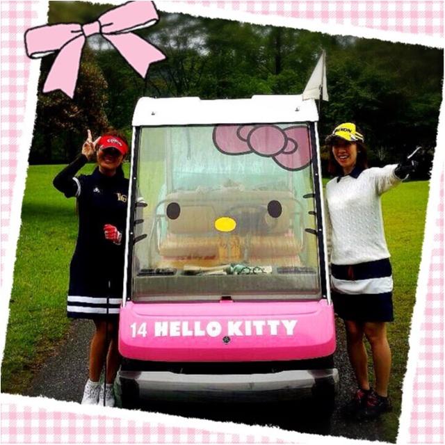 【GOLF】ゴルフでファッションを楽しむ♡秋晴れの中ラウンドしてきました!_3