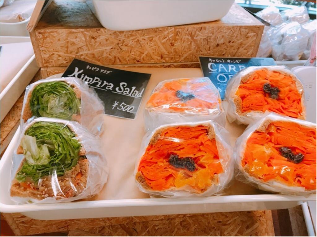 【萌え断サンド】まるで野菜ブーケ!ボリューム満点《POTASTA(ポタスタ)》のサンドイッチが美味しすぎる♡♡_2_2