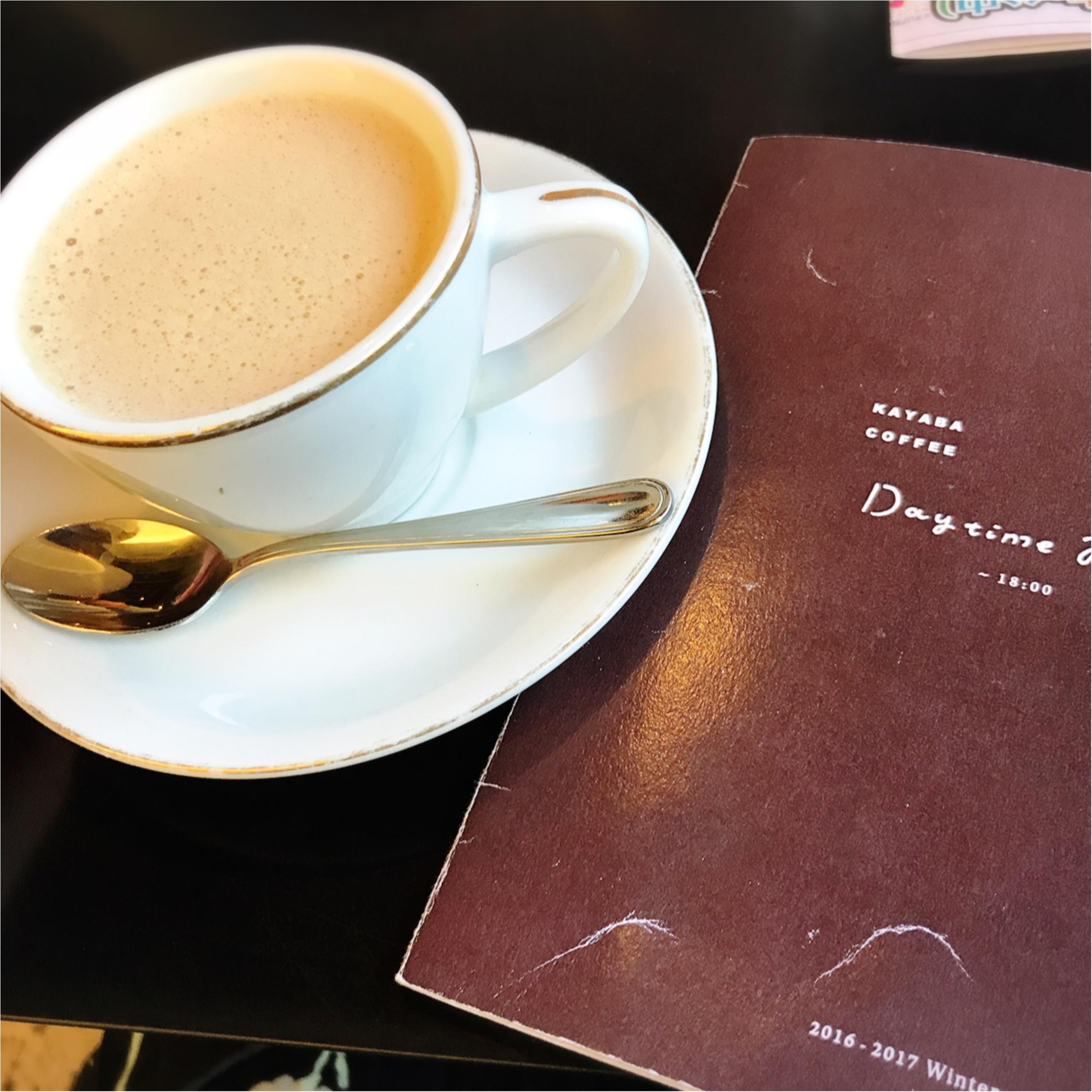 """レトロな下町カフェ""""カヤバ珈琲""""♡ここでしか味わえない《ルシアン》とは?_2"""