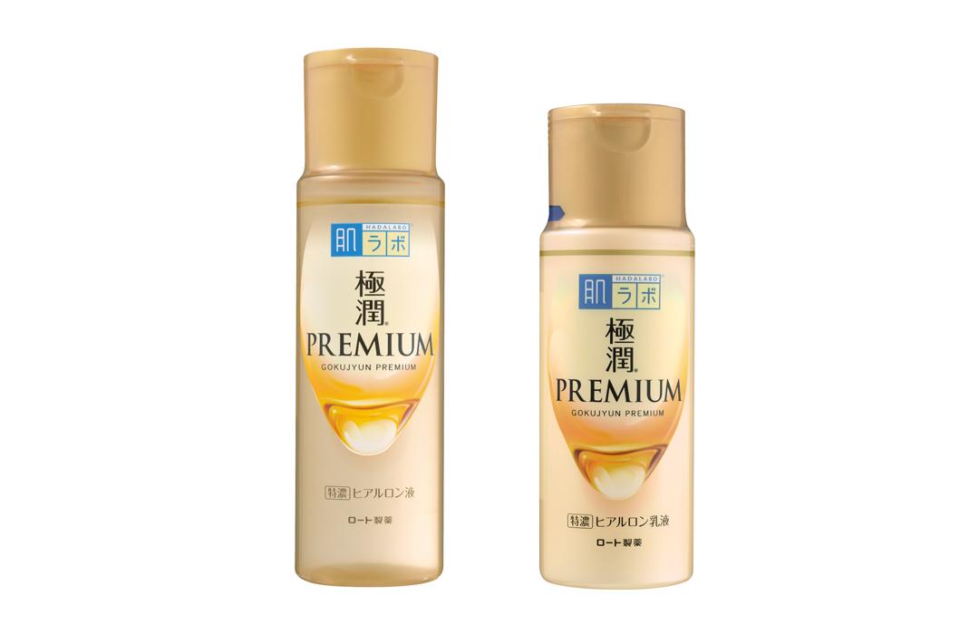 """ヒアルロン酸配合化粧水で""""つや美肌""""※1 へ♡ 新「肌ラボ®極潤プレミアム®」で、美容液のような潤い体験しましょ♡♡_2"""