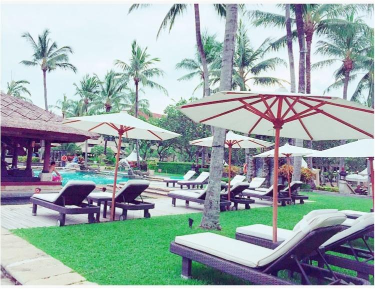 "【TRIP】BaliのHotelに悩んだら❤︎バリを存分に味わえる、極上リゾートの""インターコンチネンタルリゾートバリ""で決まり♡_9"
