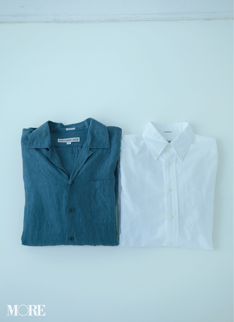 シャツ迷子さんにお知らせ。5月に買い足すなら、この8ブランドから選ぶべしっ!!_1_5