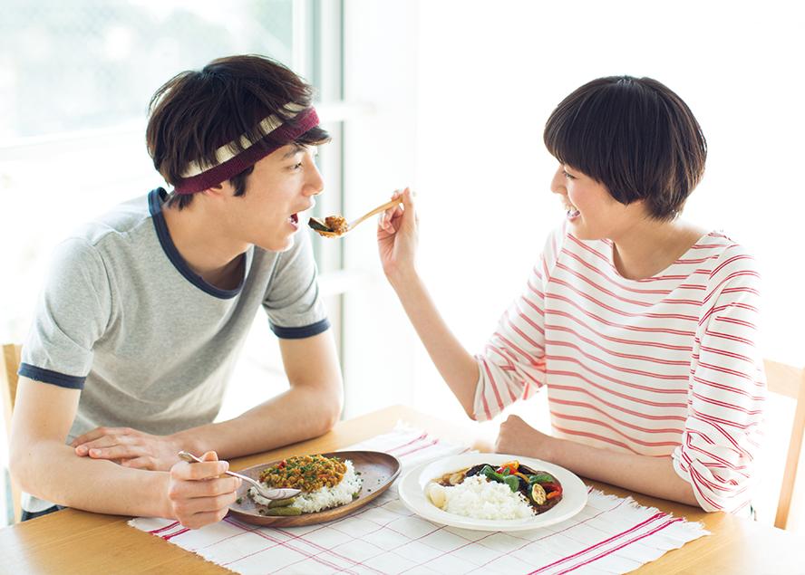彼と作る♡プロ顔負け『愛情カレー』レシピ【夏野菜編】_9