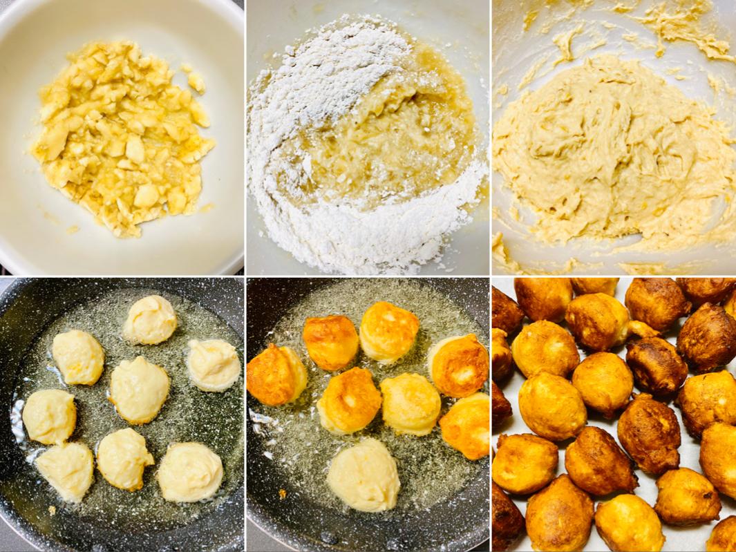 【おうちカフェ】超簡単なのに絶品★ホットケーキミックスでつくる人気レシピを実践♡-ひとくちドーナツ-_3