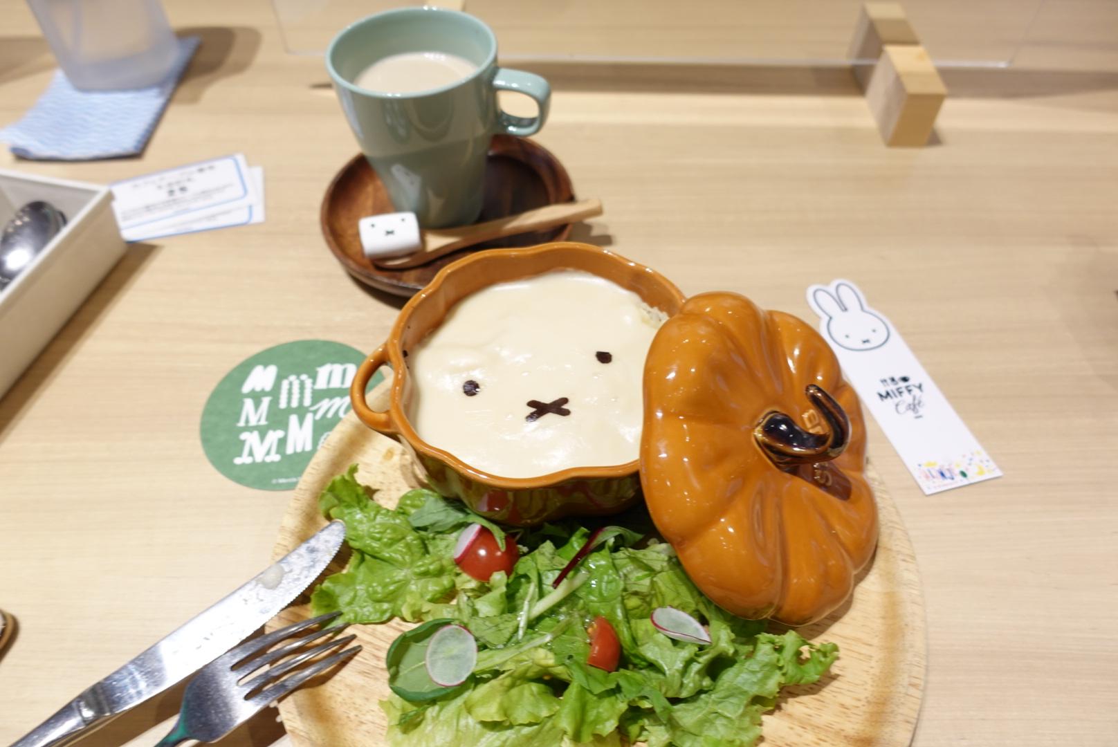 大阪上陸!『MIFFY cafe』ミッフィー65周年を記念してオープン!オランダ料理やグッズが盛りだくさん!かわいすぎるし期間限定なので早く予約してみてね_4