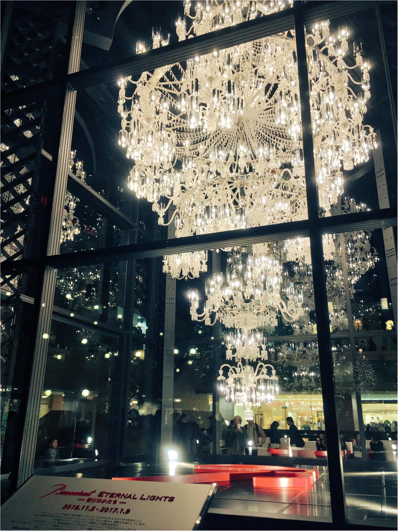 『恵比寿ガーデンプレイス』イルミネーションのとっておきの楽しみ方をご紹介♡会場隣38Fの無料の展望スペース『SKY LOUNGE』をご存知でしたか?_4