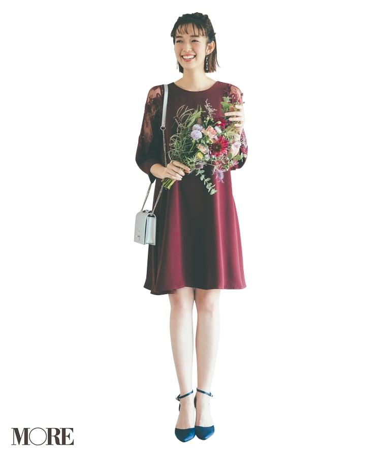 結婚式特集《服装編》- 20代女子の披露宴や二次会におすすめのお招ばれ服はこれ!_27