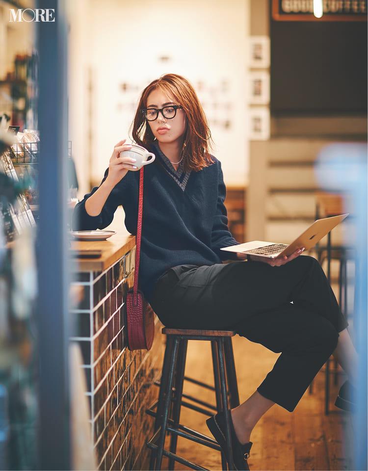 【2020】冬のオフィスカジュアル特集 - ユニクロなど20代女性におすすめの人気ブランドの最新コーデまとめ_73