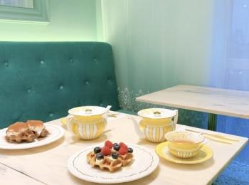【6月27日OPEN】かわいすぎるカフェ〈Salon de Louis 2号店〉が南青山に登場!