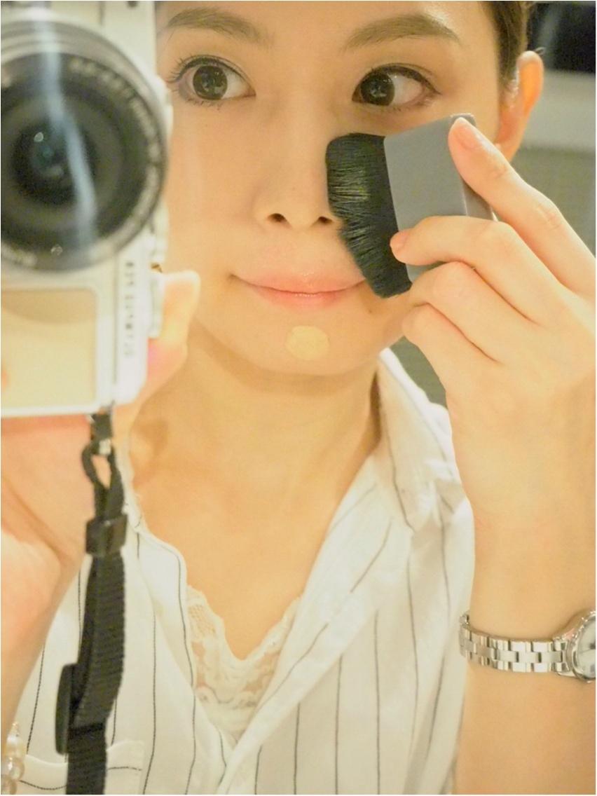KOBAKOのファンデーションブラシは優秀♡_6