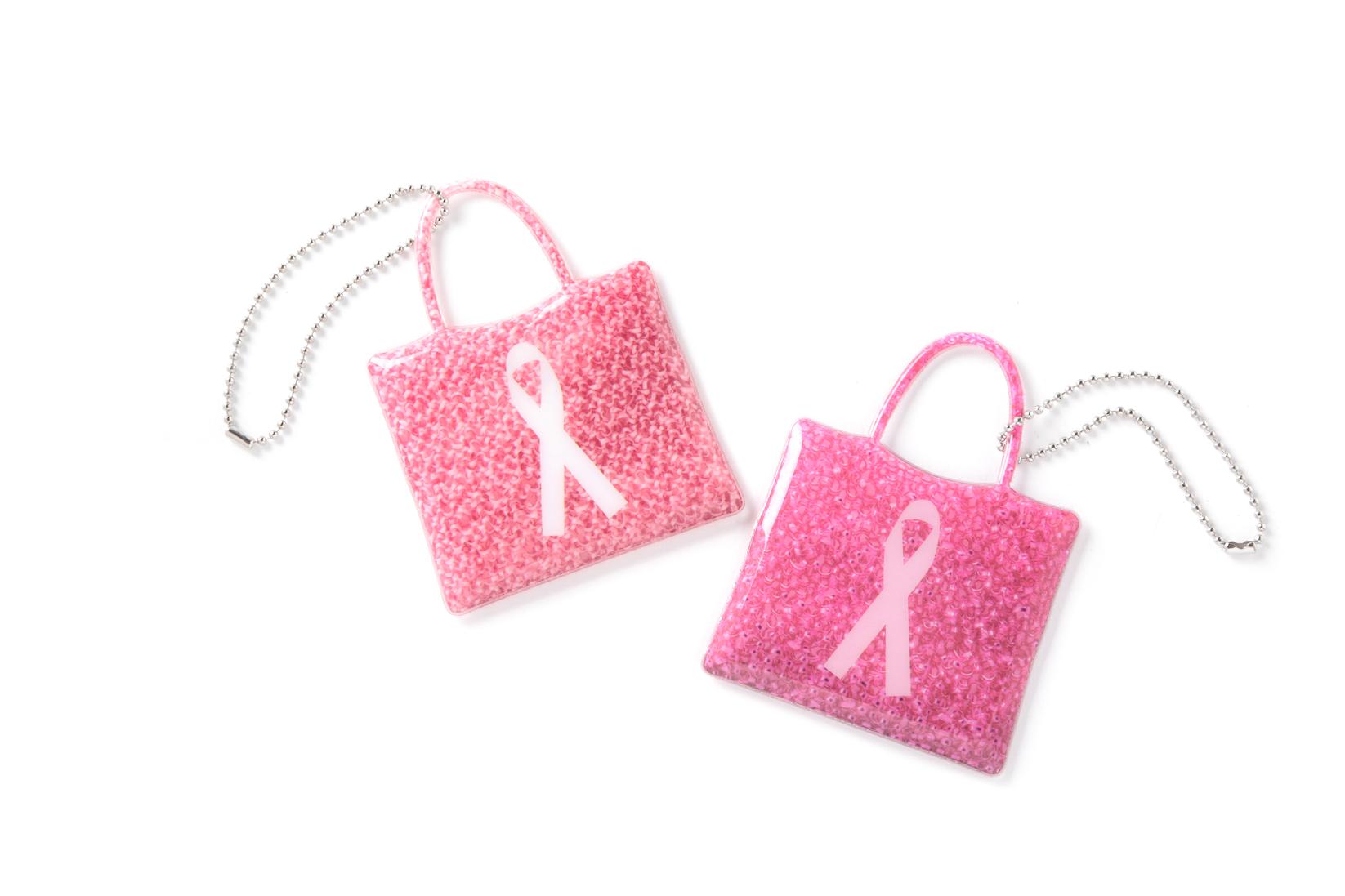 アンテプリマのピンクリボンキャンペーン♡ ピンクのアート作品が登場!_2