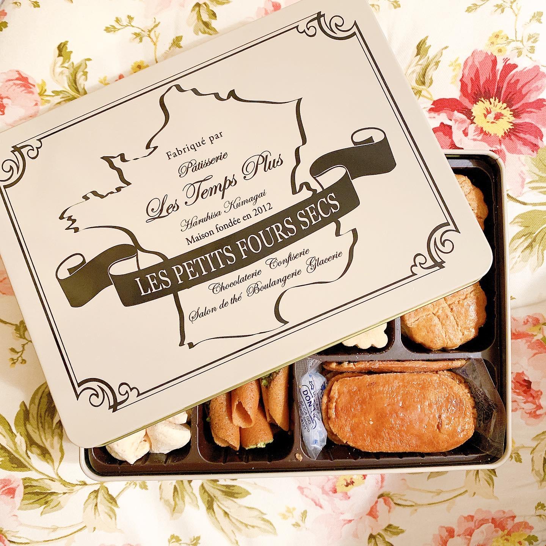 【千葉 流山】レタンプリュスのクッキー缶【お取り寄せ おもたせ お土産 手土産】_1