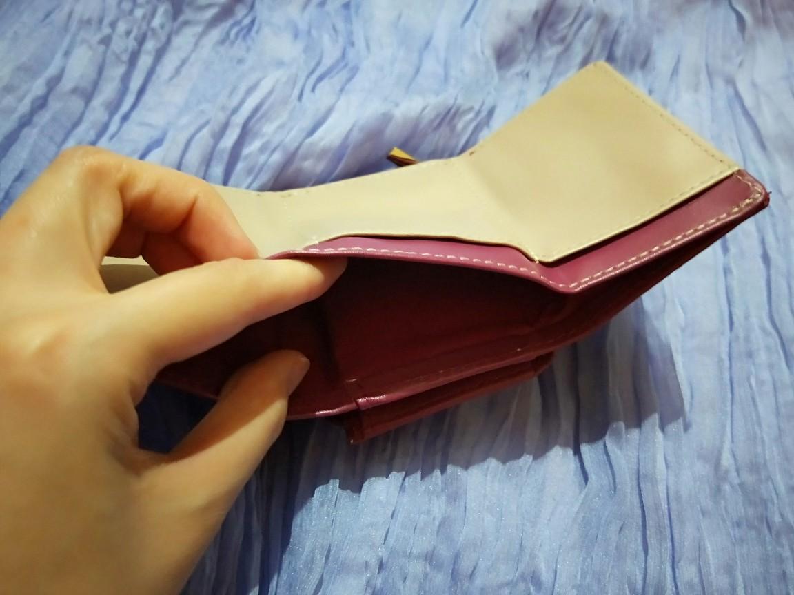 MORE11月号 付録「ジルスチュアート ミニ財布」が可愛すぎる♥_3