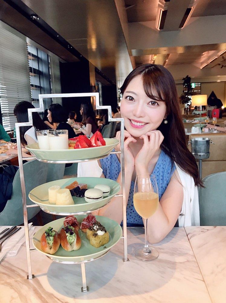 【アフタヌーンティー】銀座のbillsで優雅にafternoon tea♡_6