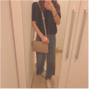 【UNIQLO】切りっぱなしワイドジーンズがSALE価格で1290円!これは、買うしかない。_3