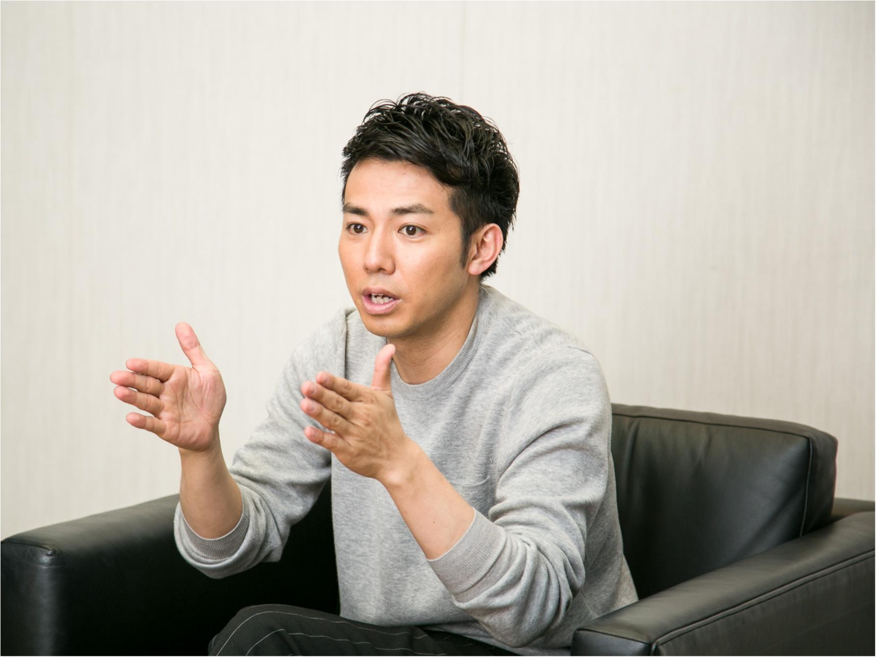 """【ピース綾部祐二さんインタビュー】モテる女子だけが理解している""""アノ""""話!?_5"""