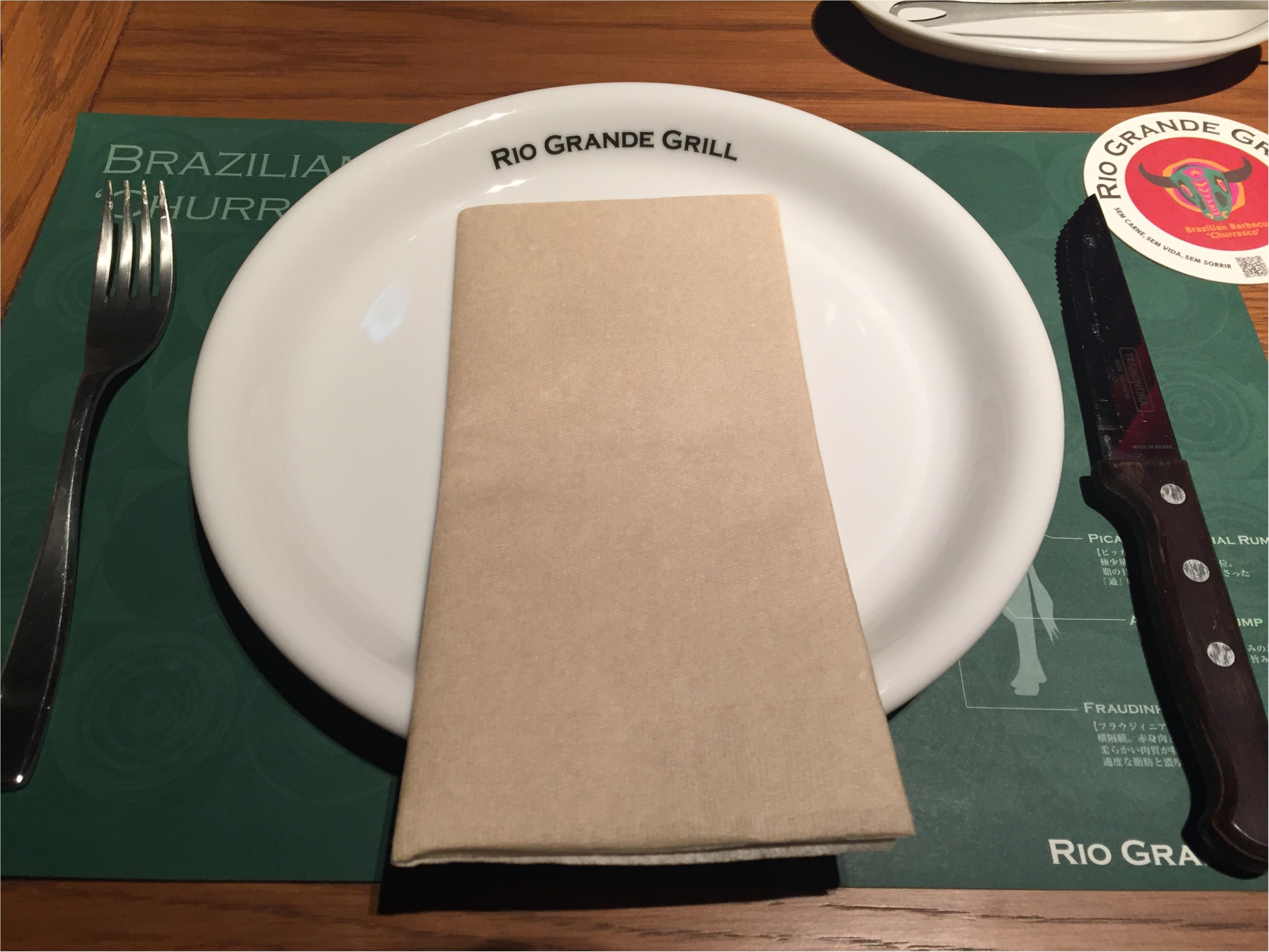 【シュラスコ専門店/RIO GRANDE GRILL】黒毛和牛も好きなだけ♡店内は大人なラグジュアリー空間✨≪samenyan≫_10