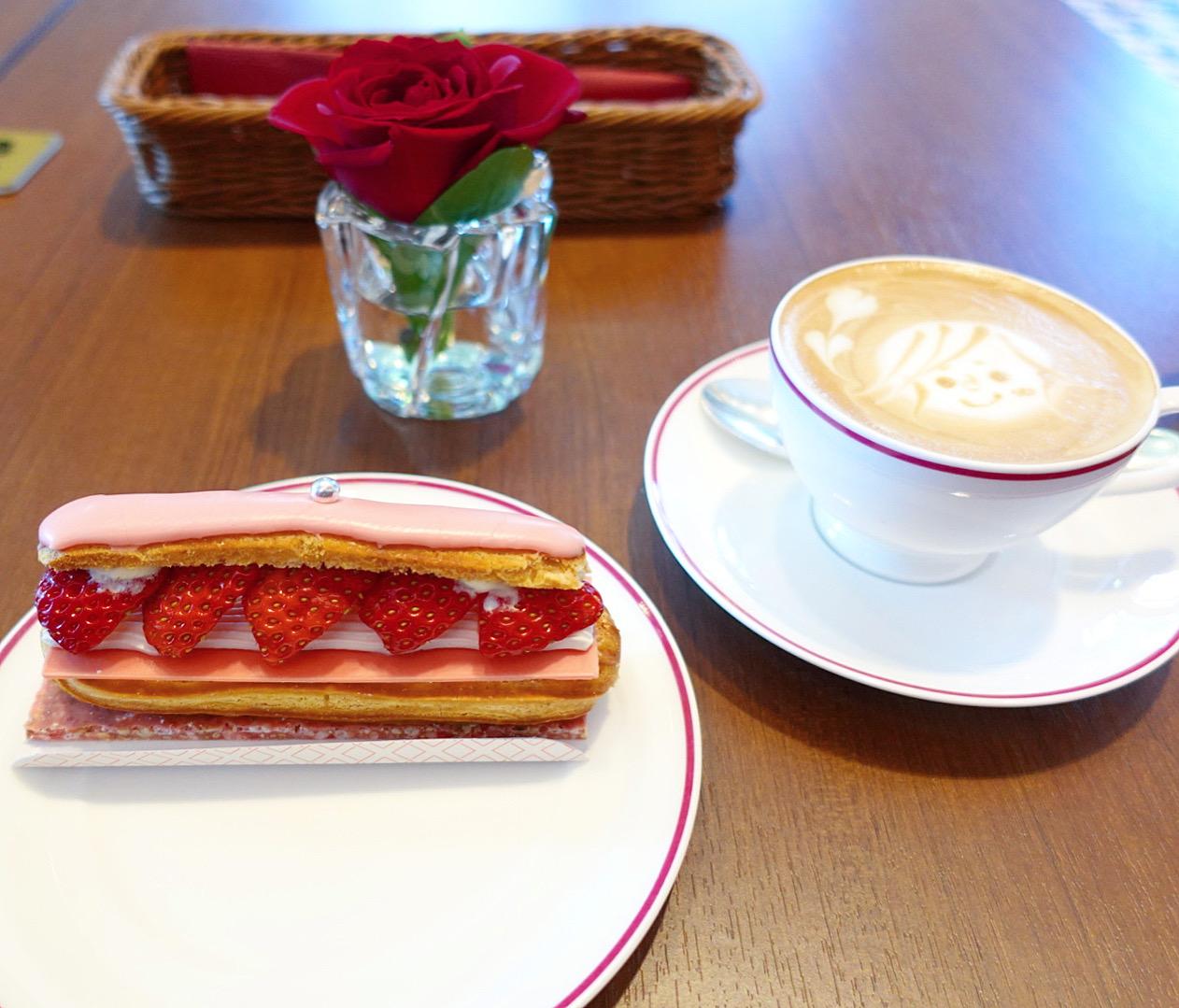 セント レジス ホテル 大阪「ルドール」のエクレアが絶品!今まで食べてきたエクレアの中で最高!?_1
