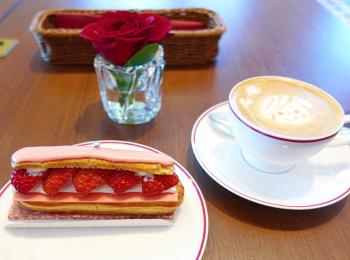 セント レジス ホテル 大阪「ルドール」のエクレアが絶品!今まで食べてきたエクレアの中で最高!?