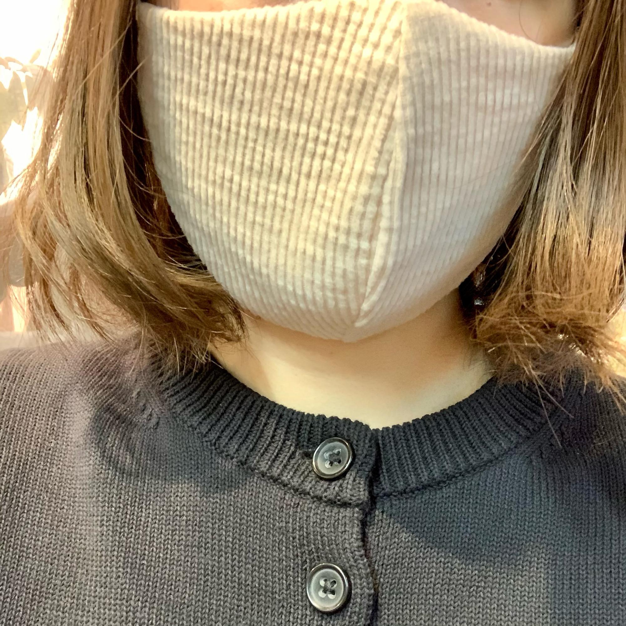 《プチプラでおしゃれ❤️》【GU】FASHION MASK(ファッションマスク)4種類をレビュー☝︎!_3