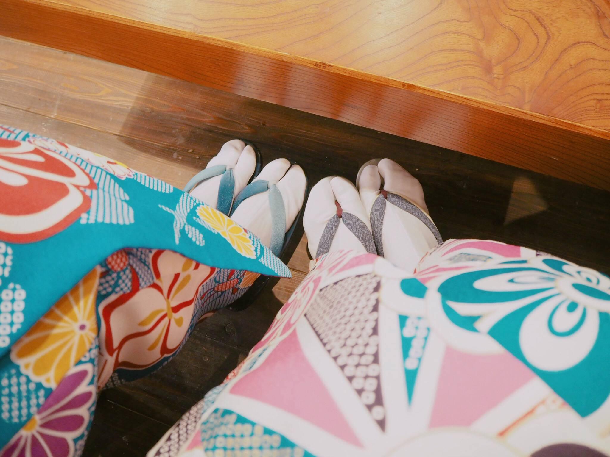 【金沢女子旅】1日目♡着物満喫コース《ひがし茶屋街/兼六園》_14