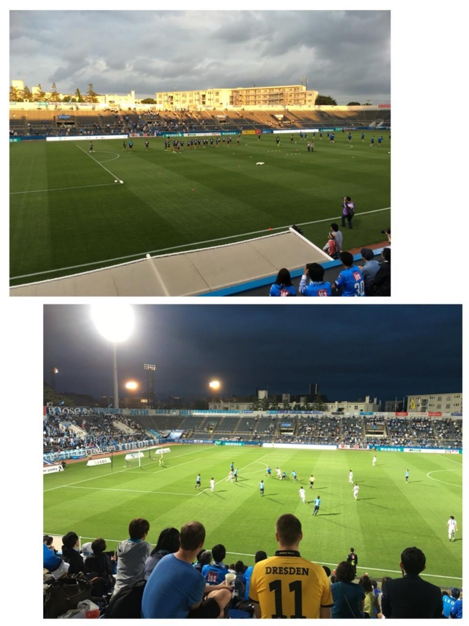 ♡【サッカー観戦】横浜FCvs水戸ホーリーホック♡モアハピ◡̈のぞみ♡_2