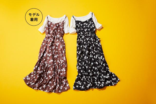 「可愛いね」ってみんなに褒められる! だーりおの夏のイベントは、旬のサマードレスと一緒に_6