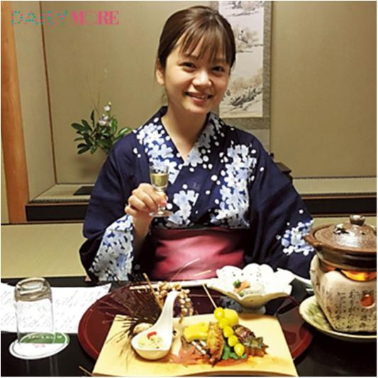 【WE♡温泉】高山直子ちゃんの「温泉旅を120%楽しむオキテ」_1