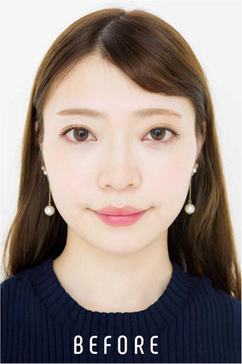 エラ張りの悩みを解消して小顔になれるテク - エラの張りがカバーできる前髪や眉メイク、セルフコルギ(マッサージ)など_5