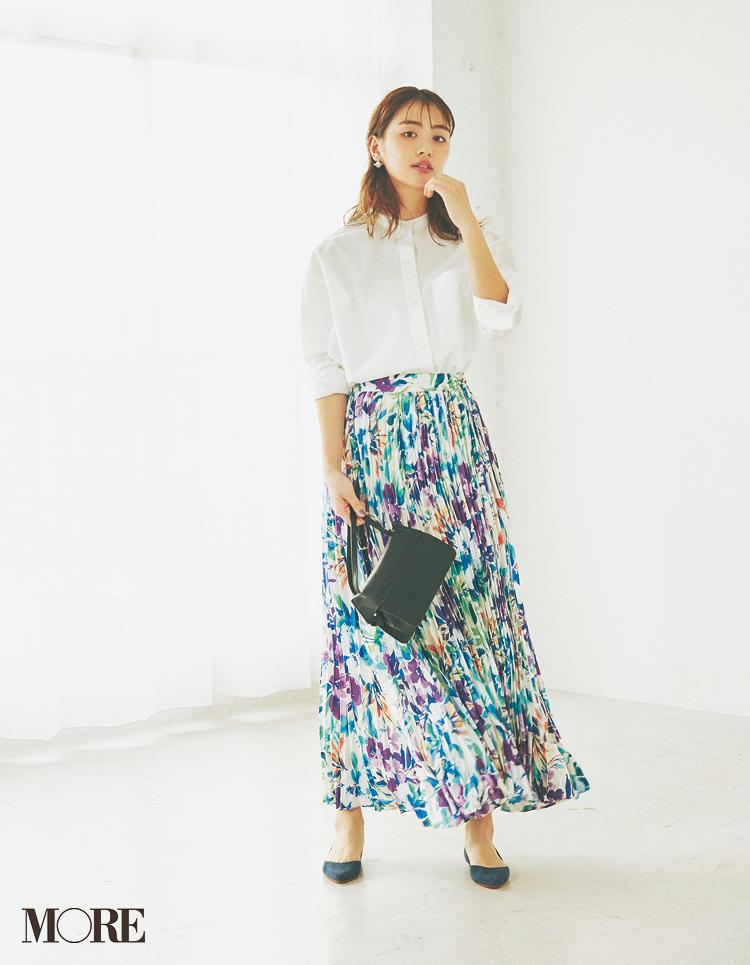 春のシャツコーデ特集《2019年版》- 20代女子におすすめ!オフィスカジュアルにちょうどいい きれいめシャツのコーディネートまとめ_14