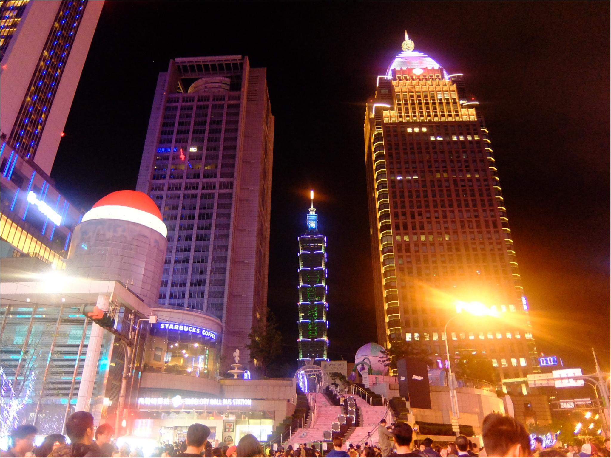 年越しは《海外》で!【台湾】でおいしいグルメや幻想的な街並みを堪能♡_11