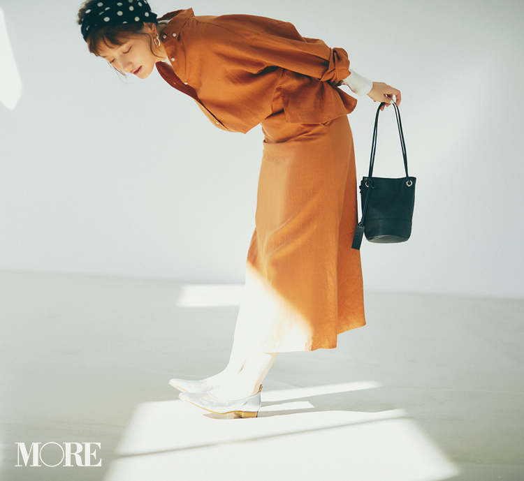 いろんな意味で「おいしい色」がこの春マスト! オレンジ、イエロー、ミントでフレッシュガールになりたいの♡_2